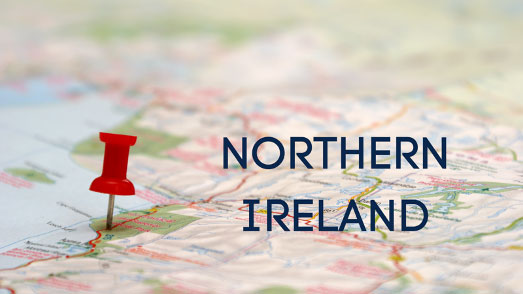 WHERE WE COVER – NORTHERN IRELAND