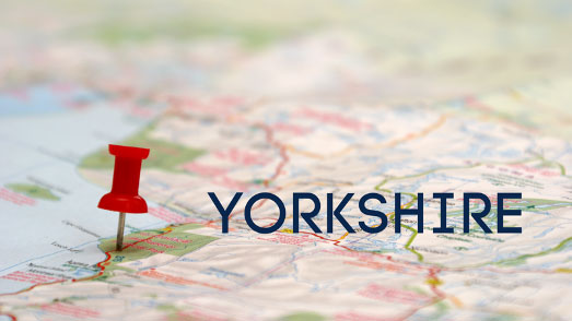 WHERE WE COVER – YORKSHIRE AND HUMBERSIDE